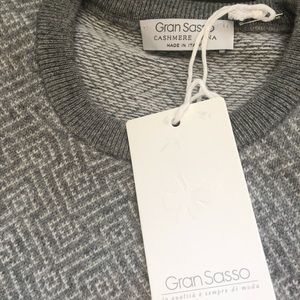 SOLD on another app: Gran Sasso Cashmere Lana
